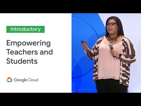 Chatbots Will Empower Students And Teachers (Cloud Next '19)
