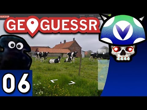 [Vinesauce] Joel - Geoguessr ( Part 6 )