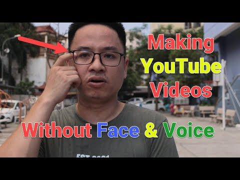 REASONS I made YouTube Videos Without Showing Face and Voice