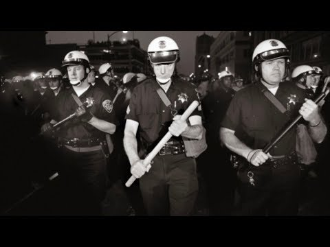 Violence and racial discrimination dominate US police force