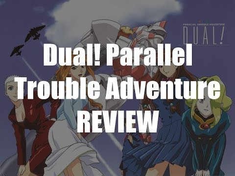 Review of Evangelion Parody DUAL PARALLEL TROUBLE ADVENTURE
