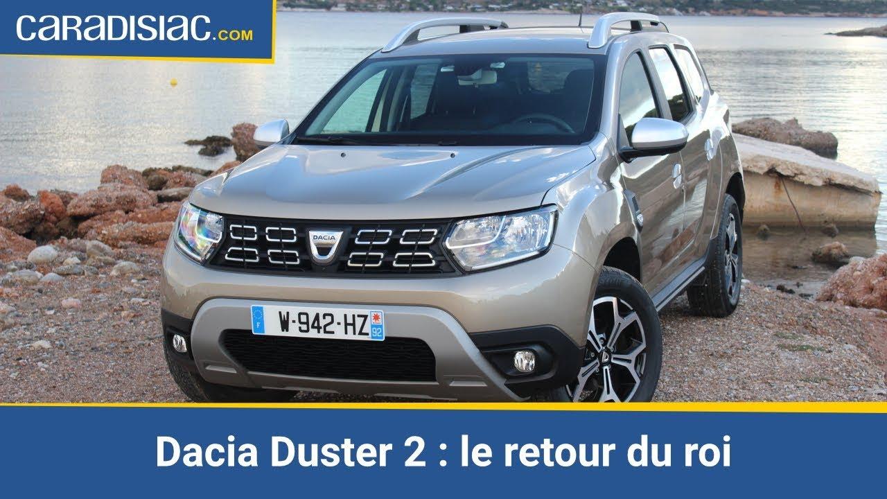Dacia Duster 2018 Confort Dci 110 Cv 4x4 Beige Dune Youtube