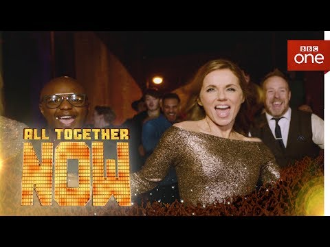 The 100 from All Together Now perform 'I've Got The Music in Me' from The Kiki Dee Band