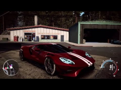 Trying Out The Ford Gt Need For Speed Payback Ps Gameplay