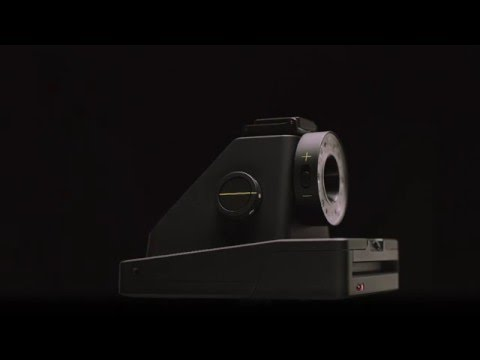 The Impossible I-1 Analog Instant Camera: Out May 10th