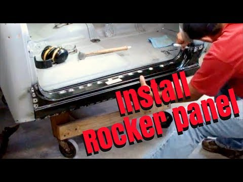 Install Rocker Panel By Gibson63 2016 05 01