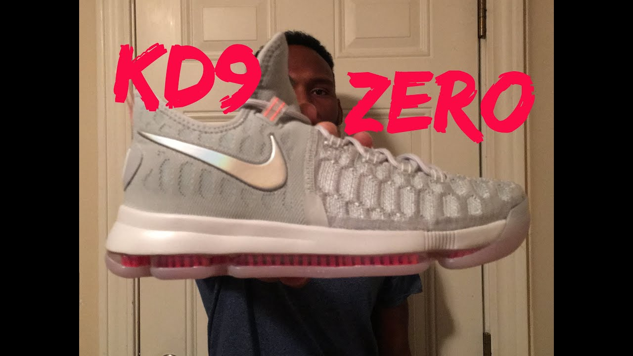 947abeadeb1eaf Nike KD 9 Zero