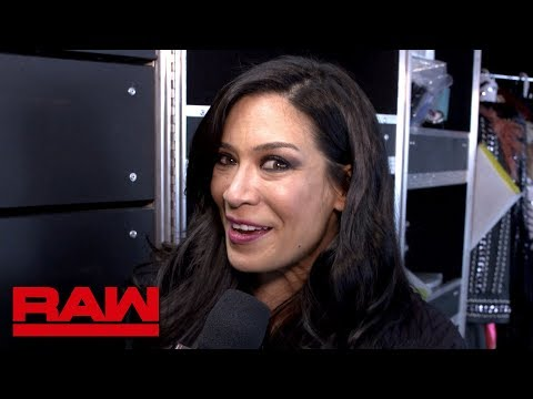 Melina's take on current Superstars: Raw Exclusive: July 22, 2019