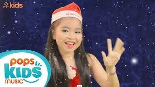 Jingle Bell (Tiếng Chuông Ngân) - Bé Quỳnh My   Nhạc Giáng Sinh Thiếu Nhi