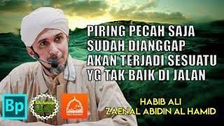 Jangan Turuti Prasangka Habib Ali Zaenal Abidin Al Hamid