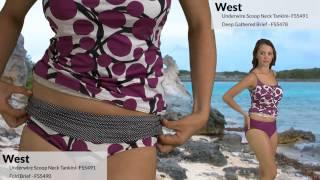 Fantasie Mix & Match Swimwear 2013