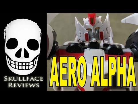 Mastermind Creations Reformatted Aero Alpha