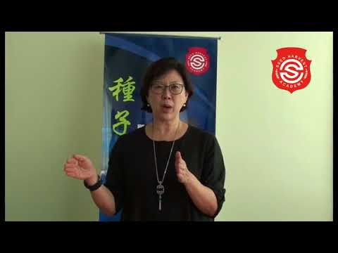 种子法则 Seed Harvest Academy 【 Linda Wong: 实践种子法则,一切你所想要的,都可以在掌握之中!】 Chantel Ng