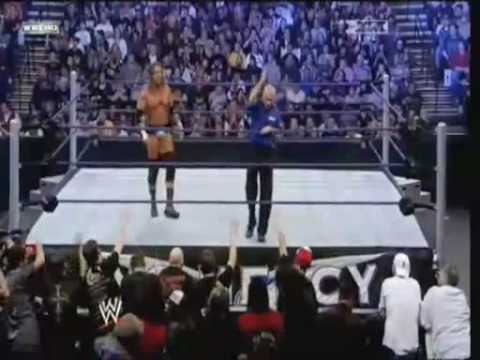 Jeff Hardy vs Triple H 2008 no mercy part 2