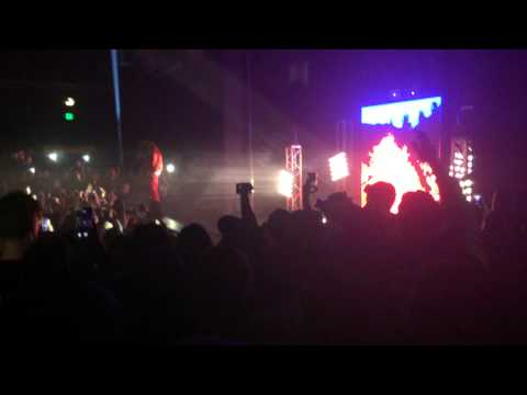 TRAVI$ SCOTT DOES HIS VERSE FROM COMPANY (LIVE AT THE OBSERVATORY)
