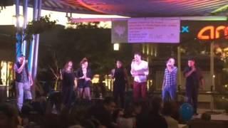 MOTIVE Vocal Band - Free Falling
