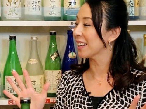 島田律子日本酒の楽しみ方春夏秋冬と日本酒