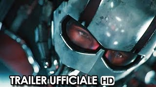 Ant-Man Trailer Ufficiale Italiano (2015) - Paul Rudd Movie HD