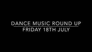 Dance Music Round Up 2 // Sigma | Grimes | Usher | Billon | Metrik //