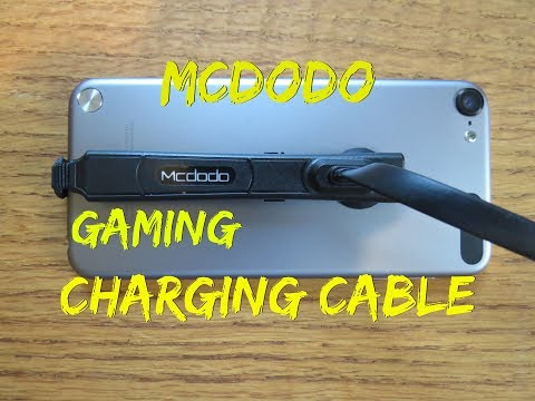 McDodo Gaming Charging Cable