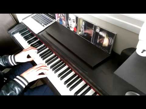 Jessie j - Flashlight (Piano Cover)