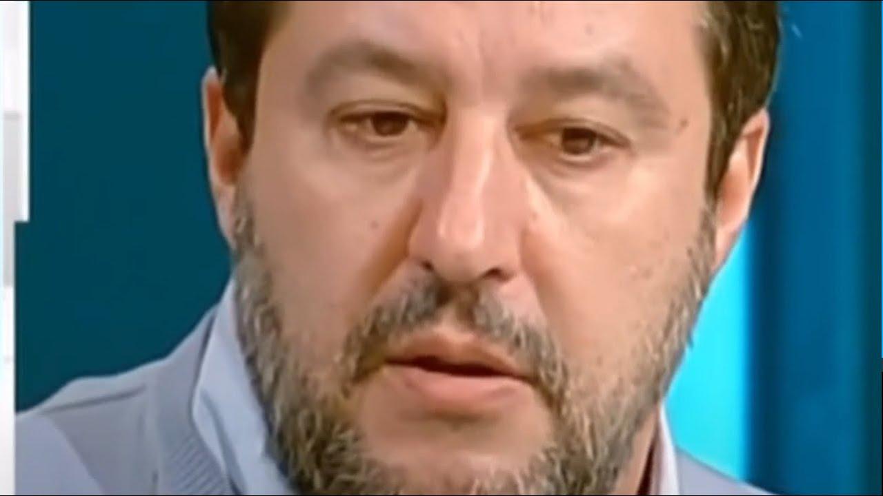 AUGIAS vs Salvini il meme vivente