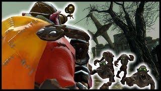 Dota 2 Mods - Sniper vs Zombies