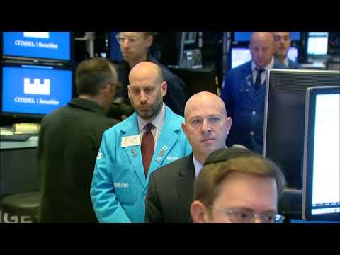 NYSE holds moment of silence for shooting victims