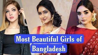 Most Beautiful Bangladesh Girls Top Gorgeous Pretty Cute Models Actress Instagram #bangladeshigirls
