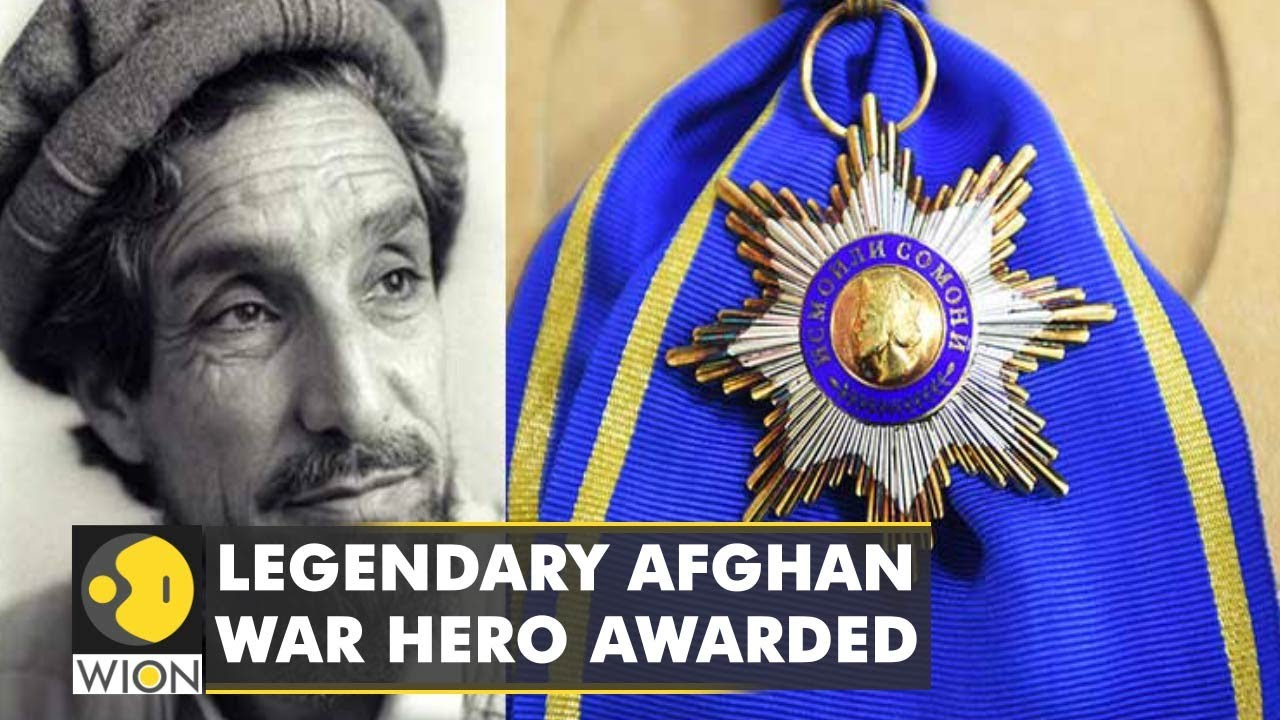 Tajikistan honours Lion of Panjshir Ahmad Shah Massoud after two decades   Latest English News   WION