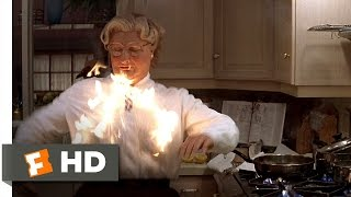 Mrs. Doubtfire (4/5) Movie CLIP - Hot Flashes (1993) HD