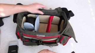 Domke Ledger RM review camera bag  J-LEDGE-RM new generation