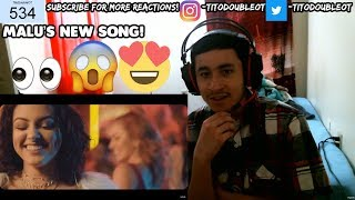 HRVY, Malu Trevejo - Hasta Luego (Official video) REACTION!!
