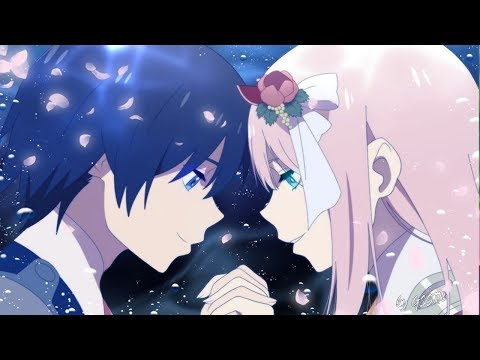 ZeroTwo/002 AMV - 7 Rings - Darling In The Franxx - YouTube