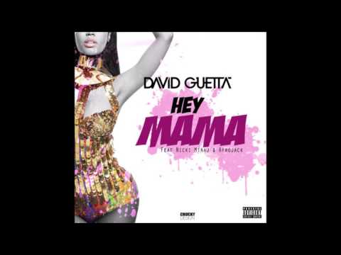 David Guetta - Hey Mama ft Nicki Minaj (Male Version)