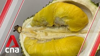 Tips on how to choose the best durians from a Mao Shan Wang expert | CNA Lifestyle