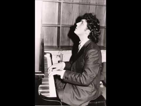 Mikhail Faerman plays Rachmaninoff's Étude-Tableau Opus 39 No. 5 (1975)