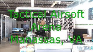 Inside TAA Manassas