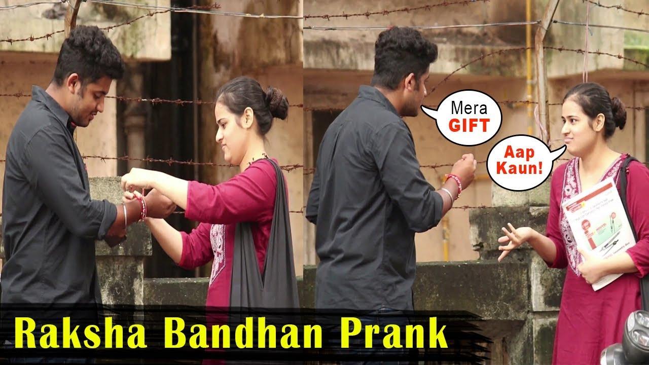 Raksha Bandhan Prank | Baap Of Bakchod - Raj Khanna