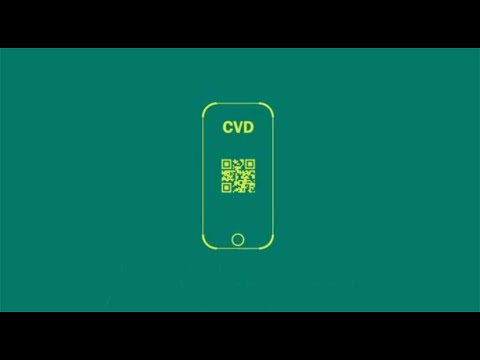 Certificado verde digital Covid