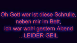 Deichkind - Leider Geil Lyrics [HQ]