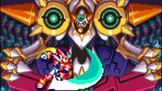 Mega Man ZX (DS) All Bosses (No Damage)