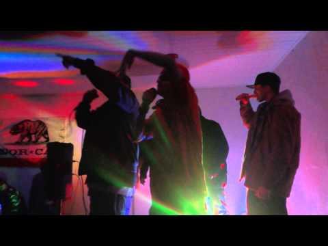 Young Kash live Visalia CA. Come Thru,...