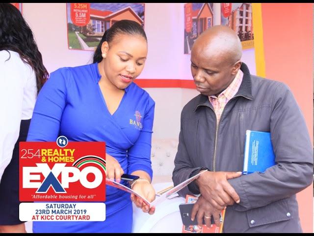 254 Realtors Expo at the KICC Court Yard