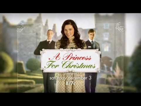 Hallmark Channel  A Princess For Christmas  Premiere Promo