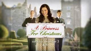 Hallmark Channel - A Princess For Christmas - Premiere Promo