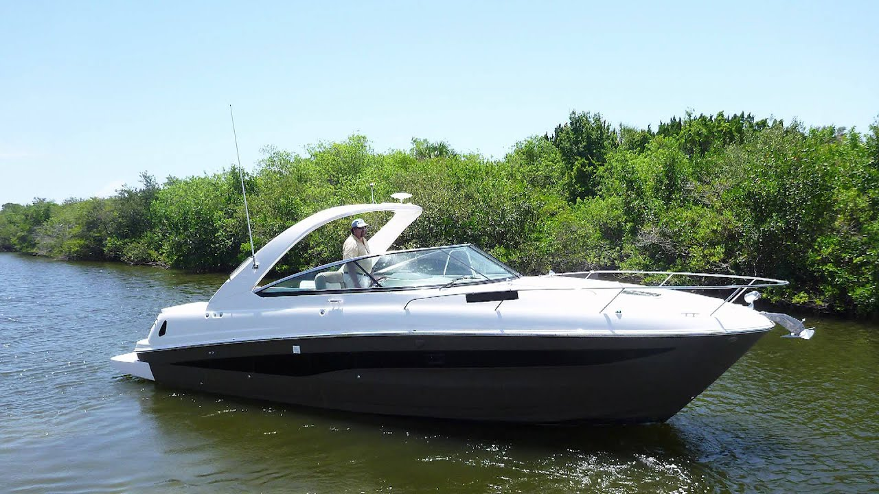 Sea Ray 370 Venture: A Beautiful Boat with Great Performance