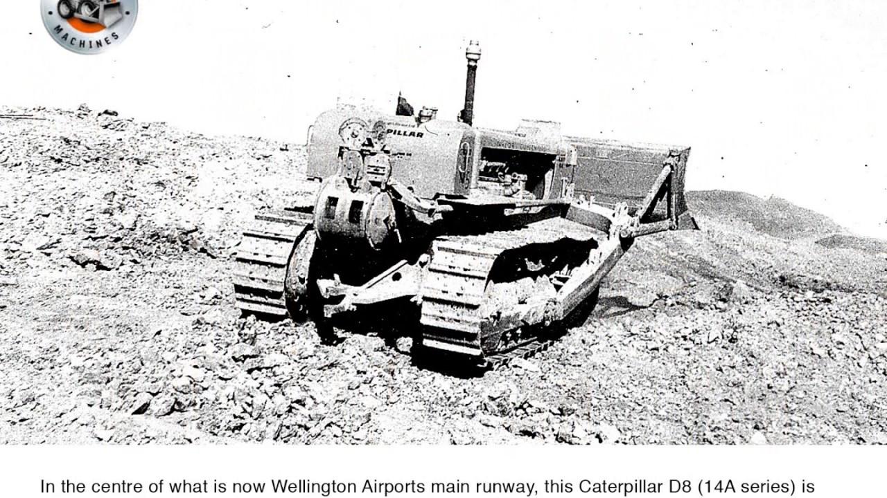 Classic tractors: The Cat D8 series
