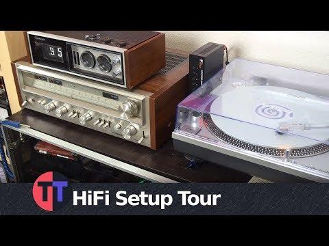 Vintage HiFi Setup Tour