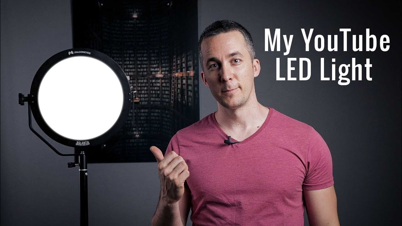 You will LOVE this AWESOME LED light! | Falcon Eyes SO ...